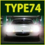 TYPE74さんのプロフィール