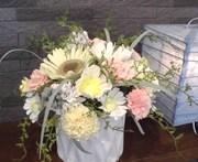 ゆめいろポッケ、クレイで作る花と小物たち