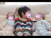 ちょこの色々日記☆長男と一卵性双子の日々☆