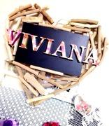 Salon ViViana 〜ポーセラーツ&デコパージュ〜
