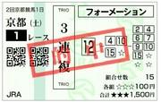 ムフフ競馬〜穴馬予想を公開!!