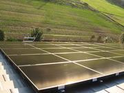 太陽光発電日記「あしたも晴れるといいな」