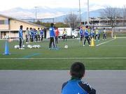 松本山雅と少年サッカー