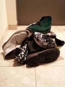 靴からコーデ