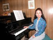 ピアノ弾きさんのプロフィール