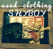 茨城県水戸市の古着屋SHYBOY