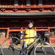ニュースタンドの日本一周自転車旅