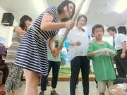 韓国女子がんばる!キリスト教会へようこそ!