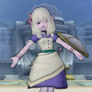Alice in Dragon Quest X