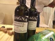 在イタリア、ソムリエのワインノートとイタリア映画