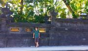 路地裏で異文化と遭遇 インドネシア
