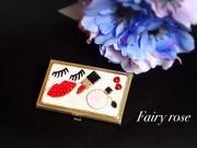 大阪茨木グルーデコ教室 Fairy rose