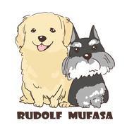 RUDOLF MUFASAの日常2