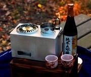 野燗炉(燗銅壺)の「至福の時」を日本の未来へ