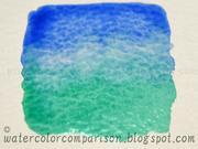 透明水彩絵具と水彩紙スケッチブックレビュー