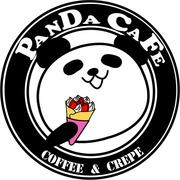 黒いクレープの移動販売 PANDA CAFE