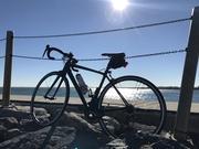 自転車始めました。