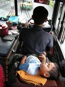 タイ・バンコクの庶民の生活に迫る!