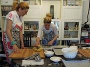 ロンドン 英語でイタリア料理教室
