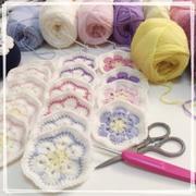 茨城県水戸市 かぎ針編み教室 MINAのブログ