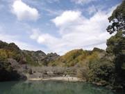 山原堤と小壮の滝