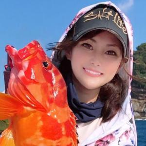 釣り大好き女子のブログin鹿児島