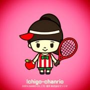 15love *いちごのテニス日誌*