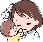 育児漫画*母と娘とときどき菩薩