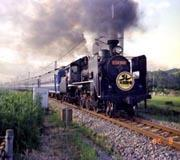 tomatoの蒸気機関車館