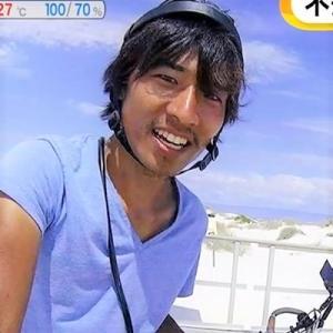 高橋宣團 自転車世界一周