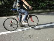 自転車通勤を目指して