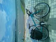 自転車で日本一周の旅に行くことに( ^o^)y-~~