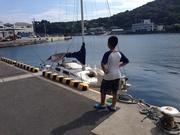 父と子の横浜ヨット・釣り日記