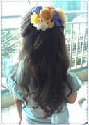 香港プリザーブドフラワー教室 Happy Petals