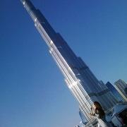私ってやっぱり変わってますか!? in Dubai