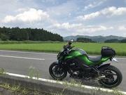 春花秋灯〜四季折々の花とバイク