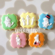 大阪JSAアイシングクッキー*kukka troll(クッカトロール)