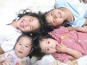 4姉妹のドタバタ子育て日記