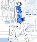 オリジナル転写紙shop petite Toile