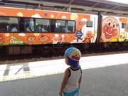 電車好きボーイとの毎日atスマートパワーステーション