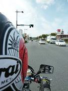 XJR400でツーリング バイク ガレージ