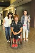 ダブルゆかのFUN! FAN! Wheelchair Rugby