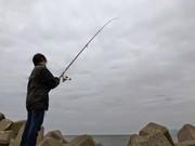 「ばばぁ」が釣りをする♪