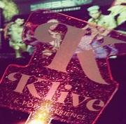 YG ホログラムコンサート K-Live