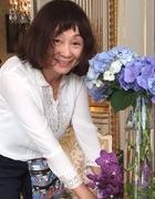 フランスパリのお花 パサージュドパリ