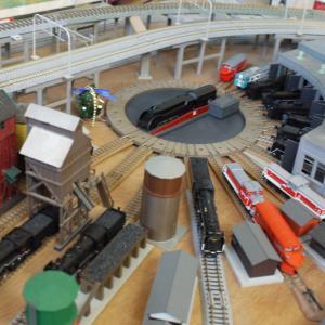 MRFCの運転会記録と鉄道模型日記