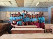 青年海外協力隊。ソロモン。教師。