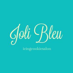 大阪☆アイシングクッキー☆Joli Bleu(ジョリブルー)