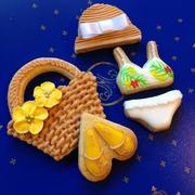 茨木市アイシングクッキー教室capri