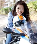 木村亜美× BMW S1000RR